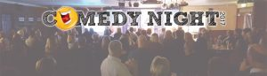 The Children's Respite Trust's annual charity comedy night in eastbourne, east sussex