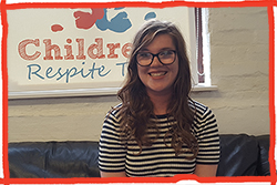 Tilly Carsons joins Children's Respite Trust charity for disabled children in Sussex, Kent from Sevenoaks to Eastbourne