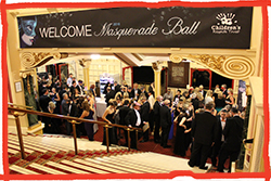 Sussex charity Children Respite Tust have fifth Masquerade Ball