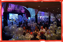 The Children's Respite Trust Charity Masquerade Ball in Eastbourne, East Sussex, surving Kent, Surrey and the whole of Sussex