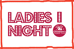 Ladies Night time for prosecco, fundraising for sussex based chrity Children Respite Trust