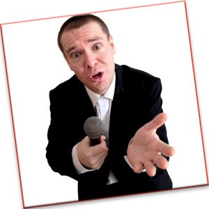 Jim Grant is on the bill at this year's Children's Respite Trust charity Comedy Night in support of disabled children through East Sussex and Kent held at Eastbourne's Langney Sports Club home of Eastbourne Borough Football Club