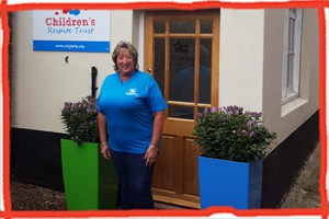 Wendy Marlow is the Sevenoaks Representative for the Charity the Children's Respite Trust