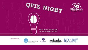 Charity Quiz Night in aid of the Children's Respite Trust in Uckfield, Sussex