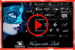This is image points to the video for the masquerade ball 2016 for the Children's Respite Trust Charity in Eastbourne