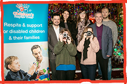 The launch of the Children's Respite Trust's Annual Charity Photo Competition at the Marine Pub in Eastbourne in East Sussex