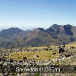 The Third stop for the Sussex-based charity fundsraising team for the Children's Respite Trust is Snowdon, the Highest peak in Wales