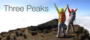 The Three peaks challenge fundraising for the Sussex, Surrey and Kent based charity, the Children's Respite Trust