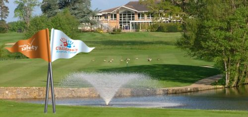 Children's Respite Trust Charity Golf Day at Chartham Park in East Grinstead supporting disabled children in Surrey, Sussex and Kent