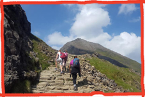 The Three Peaks Challenge