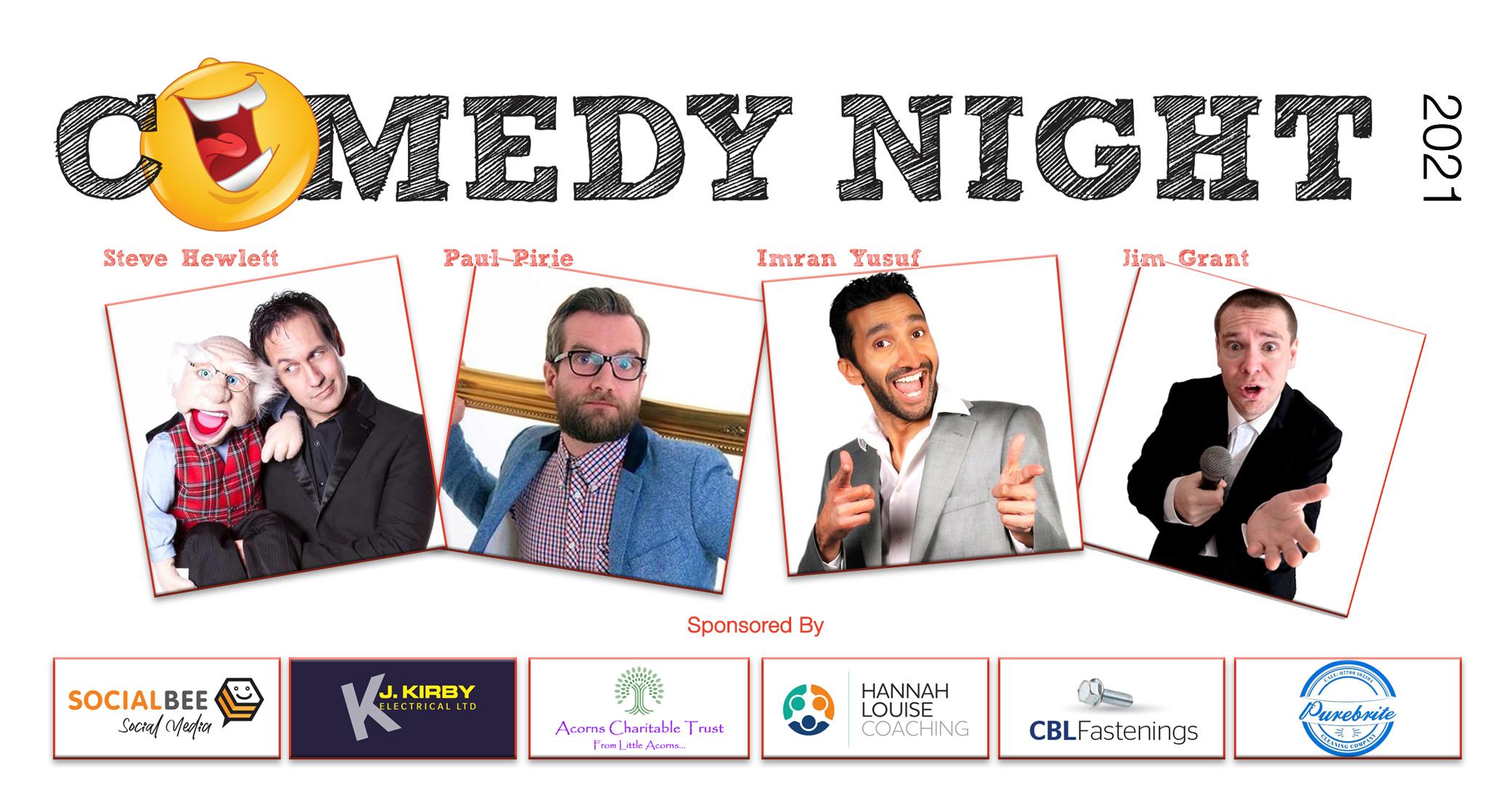 Comedy Night 2021