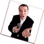 Jim Grant Compares the Children's Respitie Trust Charity Comedy Nights