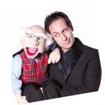 Steve Hewlett at the Children's Respite Trust Charity Comedy Night 2021