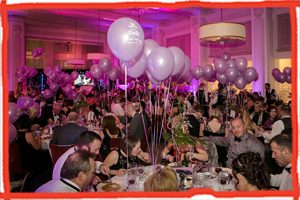 A charity Masquerade Ball for the Children's Respite Trust raises £25,026 for the Children's Respite Trust in Sussex