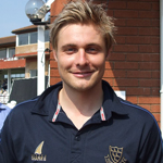 Children's Respite Trust Charity Patron is Sussex Cricketer Luke Right