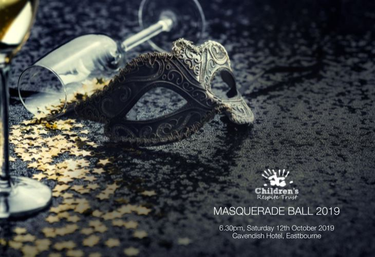 East Sussex's Charity Masquerade Ball for the Children's Respite Trust