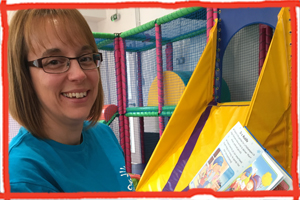 East Sussex's Children's Respite Trust Charity welcomes Rachel Wood