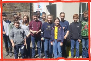 Pupils from Holmewood House School in Tunbridge Wells visit Children's Respite Trust in Uckfield