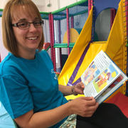 Rachel Wood is the East Sussex Fundraising & Admin Assistant for teh Children's Respite Trust Charity