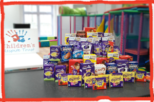 Eggs to be delivered to our children from Tesco Uckfield