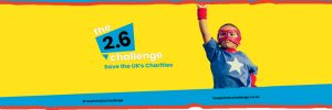 Click here to visito our Charity event the 2.6 Challenge
