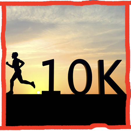 Take part in a 10K run to celebrate 10 years of the Children's Respite Trust Charity in Sussex and Kent