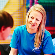 Verity Morris is Deputy Centre Manager at the Children's Respite Trust Charity in East Sussex